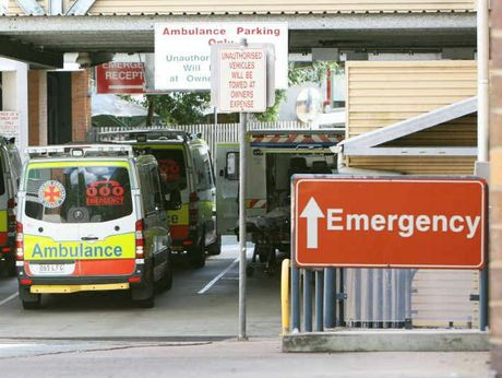 TOP PERFORMER: Study provides a tick to Ipswich Hospital Emergency Department.