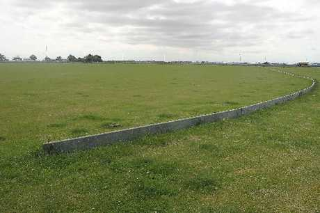 Greenfield development: These polo grounds at Canterbury Park could be developed into a new regional sports hub.