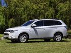 A2.2 litre twincam alloy turbo diesel has joined the new Mitsubishi Outlander line-up just in time.