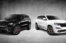Jeep's special editions of the Grand Cherokee SRT8.