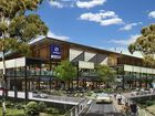 THE $160 million redevelopment of Stockland's Coles, Target and K-mart complex is set to begin in October, the company's retail chief has announced.