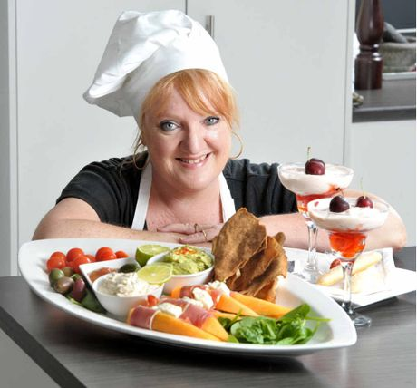 Chef Jan Wood shows some healthy options to keep you fit and healthy during the holiday season.