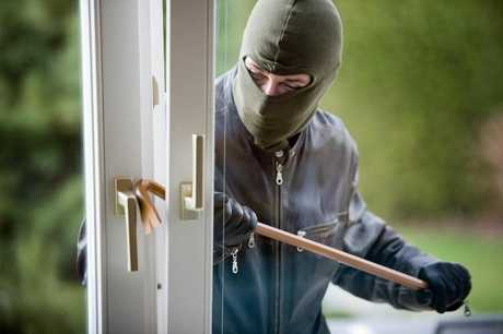 PREDATORS: Burglars look for easy targets.