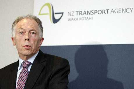 New Zealand Transport Agency Chief executive Geoff Dangerfield. Photo / File