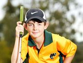 LEICHHARDT teenager Matthew Frohmuller played well above his expectations to secure state selection at the recent Greg Norman Golf Foundation Masters.