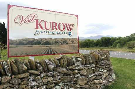FESTIVE SEASON: Kurow. PHOTO/REBECCA RYAN