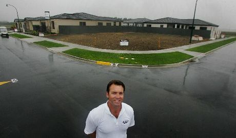 Adam Horvath, director of Horvath Homes
