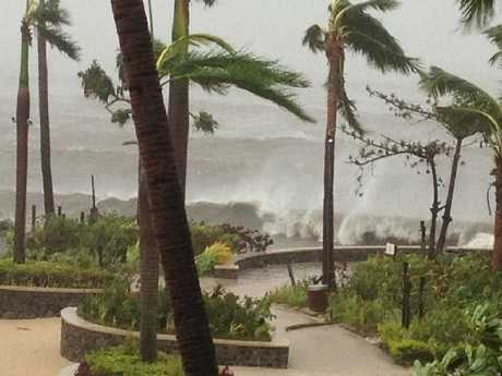 Cyclone Evan slammed into Fiji and Samoa earlier this week.