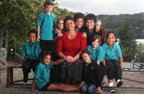 After 40 years on the job, Whangamarino School principal Maxine Newton is looking forward to leaving behind all the paperwork that comes with teaching, but will miss all children. Photo / Ben Fraser