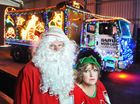 AN IPSWICH festive season icon, the Sapar Christmas truck, was banned from the streets on Saturday leaving the community and Mayor Paul Pisasale dumbstruck.