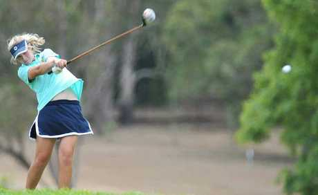 Action from the Ipswich Junior Christmas Classic held at Sandy Gallop.