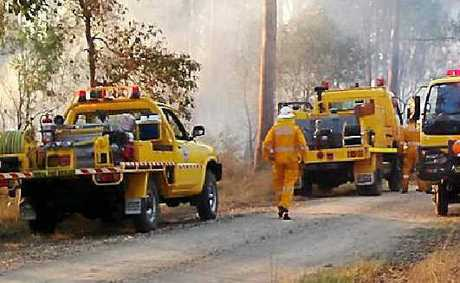 A New Year's Eve beach party will help Gunalda Rural Fire Brigade build bigger premises.