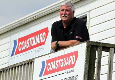 BE READY: Coastguard Wanganui president Kevin McKenna says observe the basic steps of safety before you launch on to the Whanganui River, or head out over the bar.