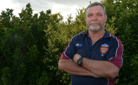 ON TARGET: Kingaroy Clay Target Club President Gary Brown said Australia&#39;s current firearm laws encourage safe gun ownership.