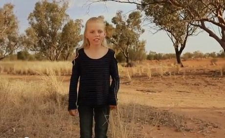 Jacinta Byrne sang about why she loved Thargomindah in the video Life in Thargomindah.