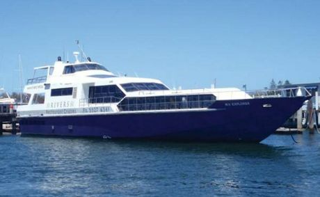 A new ferry service will run from between Gladstone, Agnes Water and Bundaberg.