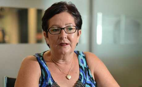 Michaelle Luijs runs the Gladstone SOSBSA group after losing her own son to suicide in 2009.