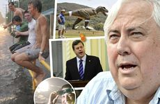 SOME of the faces and stories making the news in Queensland in 2012.