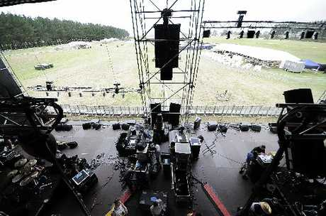 REGGAE TIME: Exodus Festival organisers are crossing their fingers for fine weather this year.