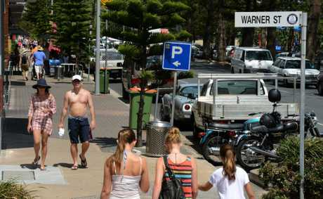 Coolangatta Marine prd will be closed tonight. Photo: John Gass / Daily News