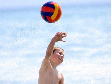 LIFE&#39;S A BEACH: Water, sun and food safety will help ensure a happy holiday.