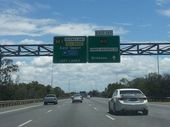 COMMUTERS could be slugged with another toll on the Gateway Motorway if the Commonwealth does not step up funding, the Newman Government warns.