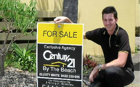 ELLIOTT White of Century 21 By The Beach recently made a sale within five days.