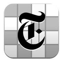 The New York Times crossword puzzle.