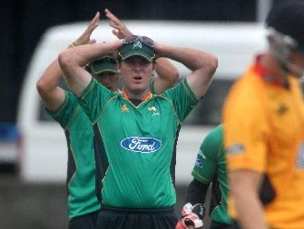 TOUGH GOING: CD are in the doldrums with T20 and shattered coach Alan Hunt must wonder what next.
