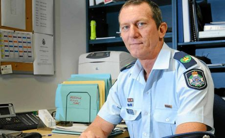 Gympie Police Station officer in charge Snr Sgt Graeme Reeves believes a P-Plater's actions at the coast were an accident waiting to happen.