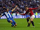 DUTCH goalscoring master Robin van Persie says he is part of a special team after scoring twice in Manchester United's 4-0 thumping of Wigan.