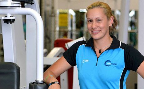 City Fitness personal trainer Mars Mau has some tips for getting fit indoors during Mackay's wet season.