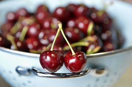 Cherries are the richest source of certain anthocyanins, a type of antioxidant.