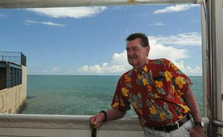 Life is good for former Fraser Coast Mayor Mick Kruger.