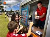 After almost 50 years on NZ streets Mr Whippy franchise gets a makeover, including a jazzed-up Greensleeves.