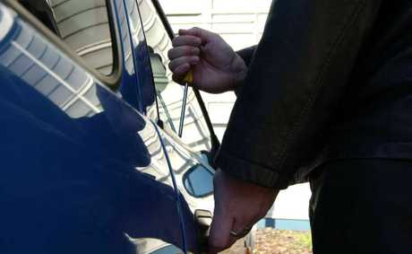 UNNECESSARY: Dalby residents are still failing to lock cars and avoid thefts.