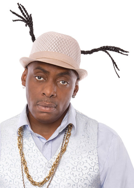Gangster rapper Coolio produces one of the more unlikely celebrity cookbooks.