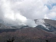 Mt Tongariro erupted for the first time in a century.