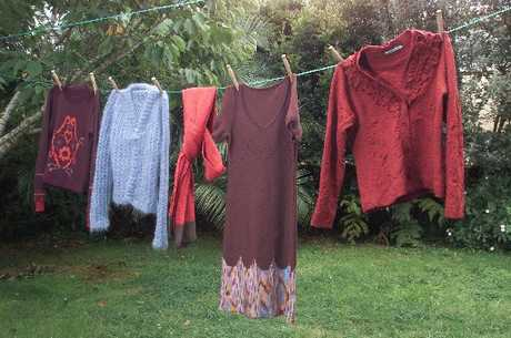 SAFETY: Hanging out washing while you are away is one way to help prevent your home from being burgled.