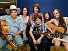 Pioneer Valley Country Music Club members (from left) Damien Agius, Tia Gostelow, Oliver Carter-Beck, Kasey Kilsby (front), Karrie Hayward and Ashlyn Neil are off to the Tamworth Country Music Festival.