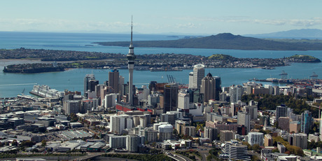 Say what you like about our nation's largest city - Auckland is officially the warmest area of New Zealand.