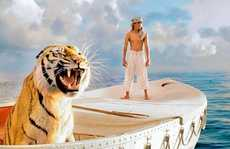 Life of Pi is out now in New Zealand cinemas.