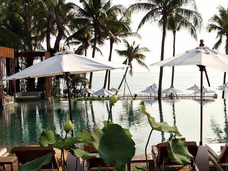 The Cape Nidra Hotel Hua Hin is a wonderful eco-friendly beach resort.