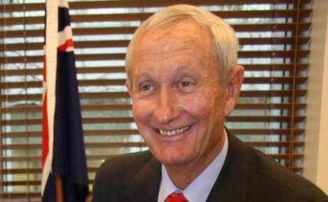 LOOKING FORWARD: Member for Maranoa Bruce Scott said 2013 held big things for the electorate.