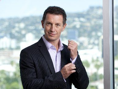 REAL THRILL: Rove McManus is keen to do more acting of the kind that has audiences laughing.