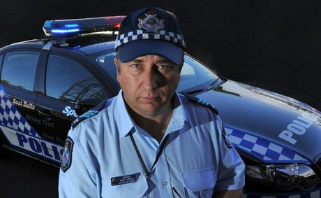 BUNDABERG'S top traffic cop has defended the actions of his fellow colleagues in blue who are facing harsh criticism about laws targeting criminal motorcycle gangs.