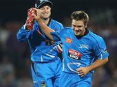 ADELAIDE Strikers leg spinner Cameron Boyce has a golden opportunity to further impress the Australian selectors in a crucial BBL clash against the Scorchers.