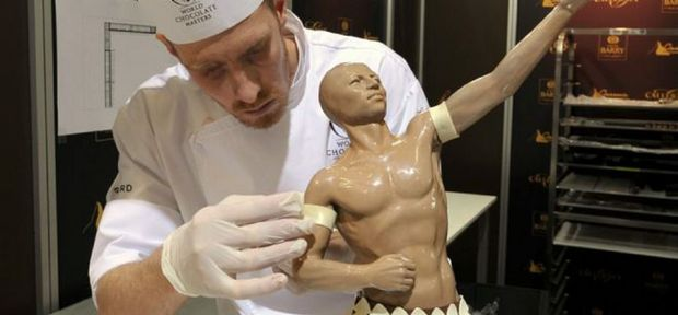 Former Tara man Ryan Stevenson is one of the world&#39;s best chocolatiers. 