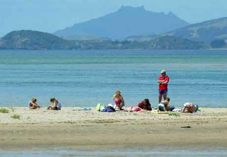 TOP SPOT: Northland - the warmest place in New Zealand.