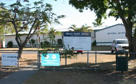 The fight to keep Moura hospital open continues.